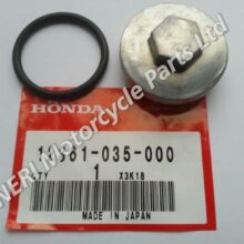 Honda CR125 & CR250 Tappet Cover Kit