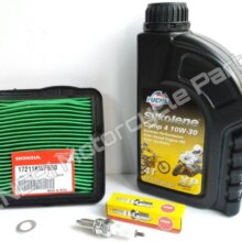 Honda CBF125 Basic Service Kit 2009-2013