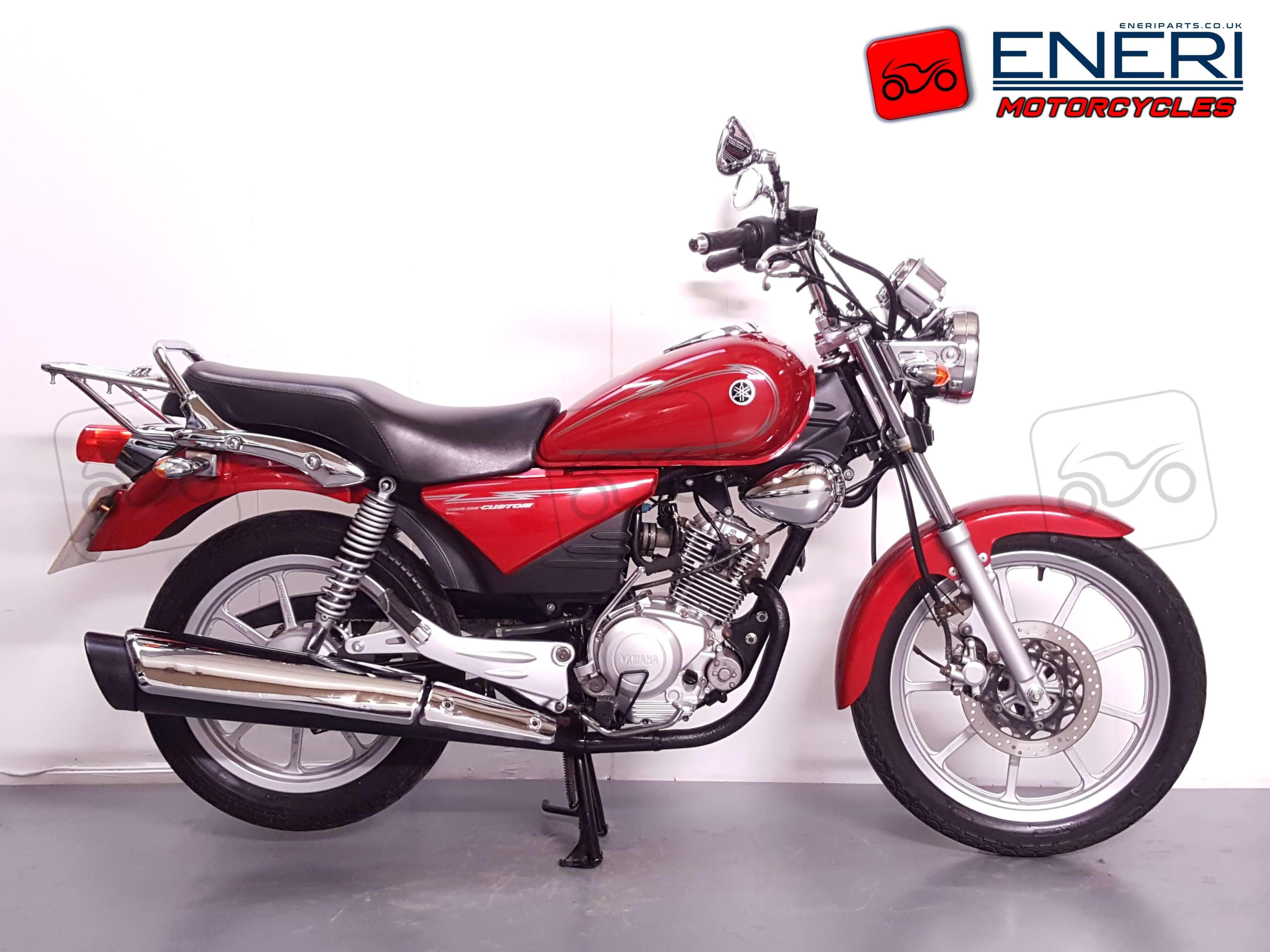 2012 yamaha ybr125 custom eneri motorcycle parts. Black Bedroom Furniture Sets. Home Design Ideas