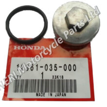 Honda NHX110 Lead Oil Sump Nut Kit