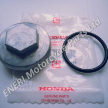 Honda CG125 Oil Sump Nut Kit