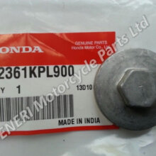 Honda SCV100 Lead Oil Sump Nut Kit