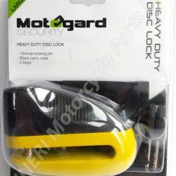 Motogard Large Heavy Duty Disc Lock 10mm Pin