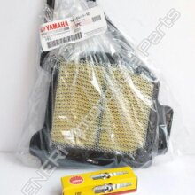 Yamaha YBR125cc 05-13 Service Kit (Excluding Oil)