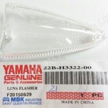 Yamaha WR125 08-12 Indicator Lense R/H Front L/H Rear