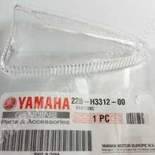 Yamaha WR125 08-12 Indicator Lense L/H Front R/H Rear