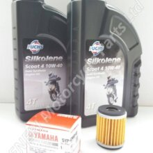 Yamaha YP125R XMAX Oil Change Service Kit